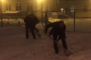 Глава комитета по благоустройству ночью отрыл детский сад Невском районе