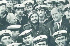 Письмо Кастро покажут на крейсере «Аврора»