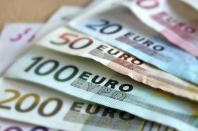 Евро на Московской бирже вырос до 70 рублей