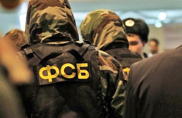ФСБ задержала группу террористов в столице иСанкт-Петербурге