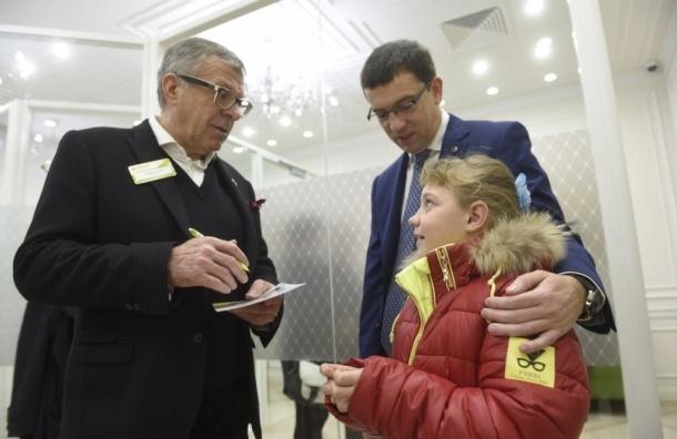 Андрей Ургант и Татьяна Буланова поддержали акцию Сбербанка