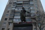 Открытие памятника Шота Руставели в Петербурге,фото: Игорь Руссак: Фоторепортаж