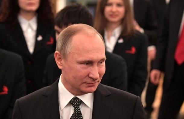 Путин стал самым влиятельным человеком в мире по версии Forbes