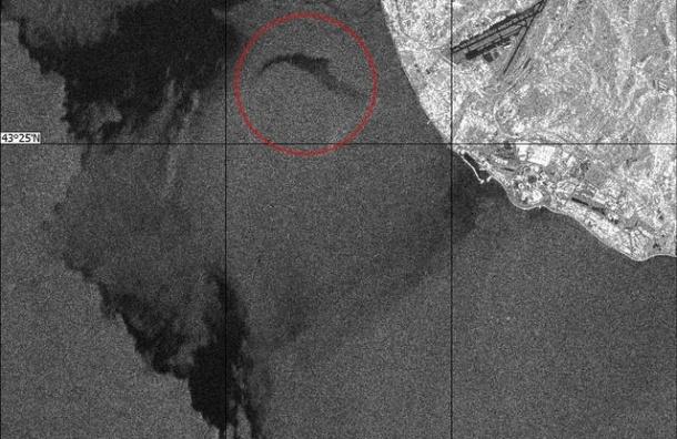 Снимок района крушения Ту-154 опубликовал институт РАН
