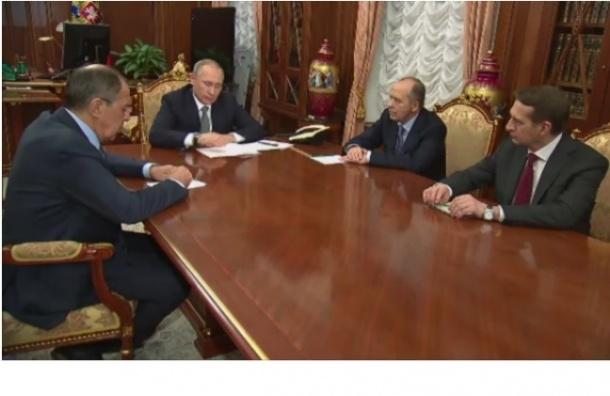 Путин: ПосолРФ вТурции был интеллигентным и хорошим человеком