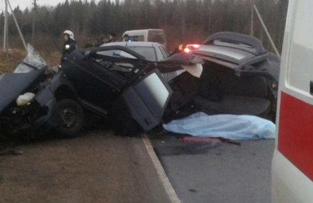 ВДТП на«встречке» наГорском шоссе умер человек