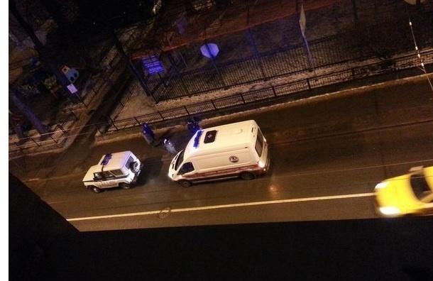 Очевидец: полицейские избили подвыпивших парней