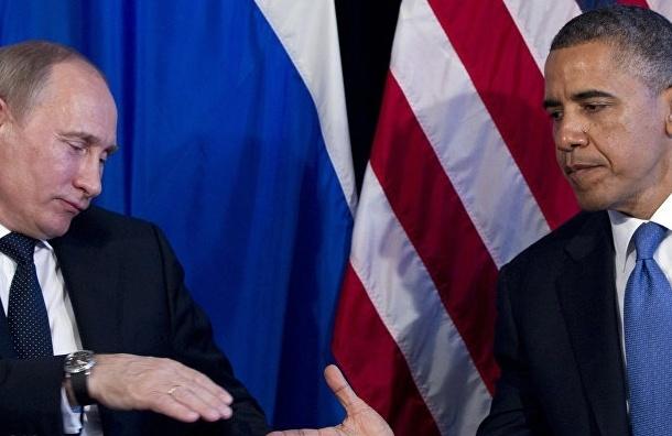 Песков прокомментировал разговор Путина и Обамы по красному телефону
