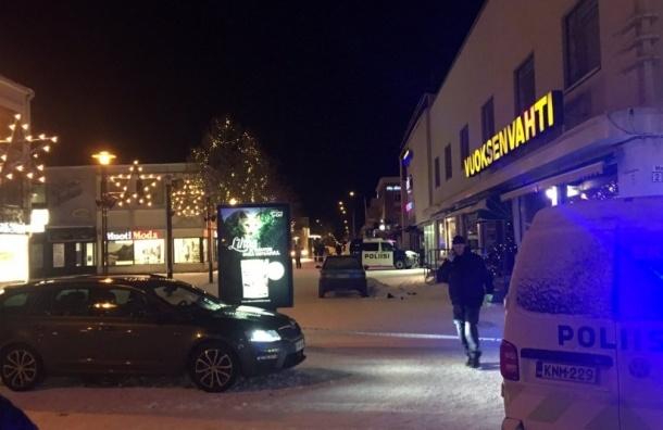 Три человека погибли при стрельбе в финской Иматре