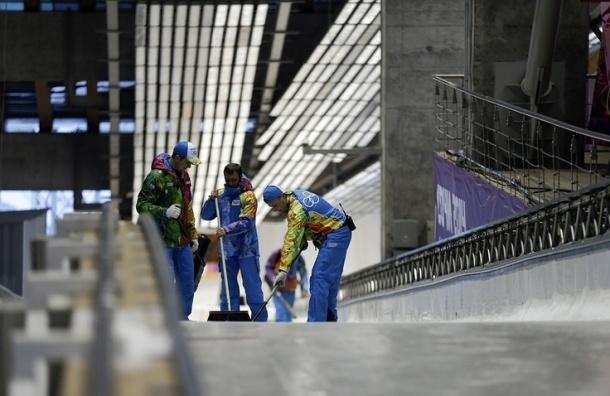 После допингового скандала ЧМ-2017 по бобслею перенесли из Сочи