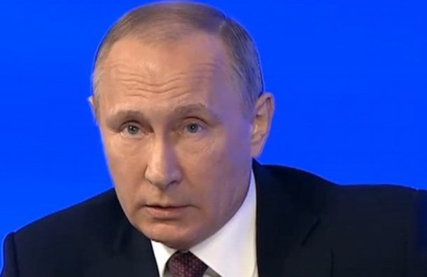 Путин сказал, что цена на нефть стабилизируется на уровне 55 долларов