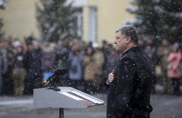 Порошенко рассказал об успешных пусках ракет на юге Украины