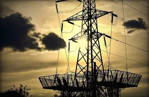Электроснабжение в центре Петербурга восстановили
