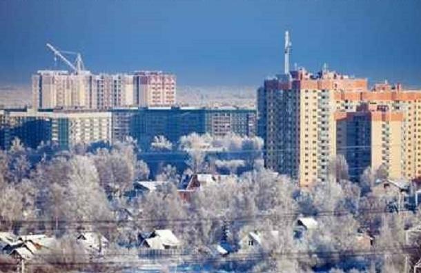 Жители Новодевяткино просят президента выделить деньги на строительство дороги