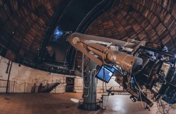 Застройку защитной зоны Пулковской обсерватории начали согласовывать