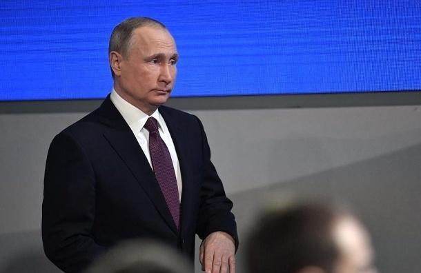 Путин: в победу Трампа не верил никто в США, кроме нас