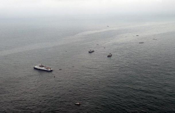 СМИ: Ту-154 могу упасть из-за неубравшихся закрылков