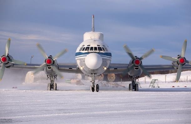 Минобороны: при крушении Ил-18  в Якутии все выжили