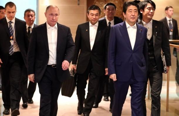 Исторический пинг-понг по Курилам Путин попросил прекратить