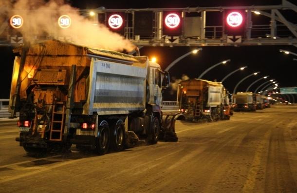 Пробка наМорской набережной рассосалась из-за водителей-нарушителей
