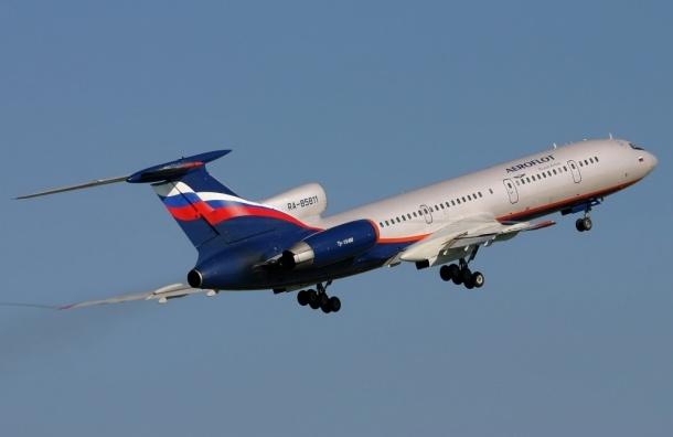 Названы возможные причины крушения Ту-154