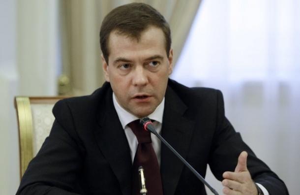 Медведев распорядился создать Фонд защиты прав дольщиков