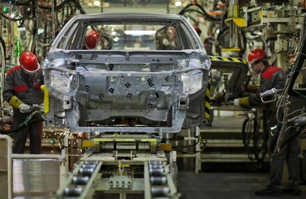 Завод Toyota перешел на двухсменный режим работы