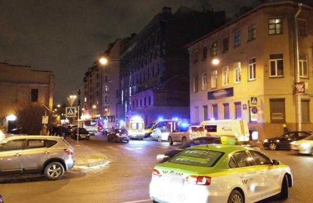 Встроящемся доме на9-й Советской произошел взрыв