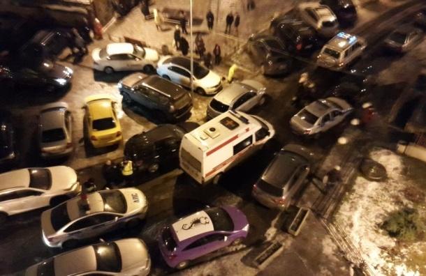 Дом на Ленинском «заминировали»: жильцов эвакуируют