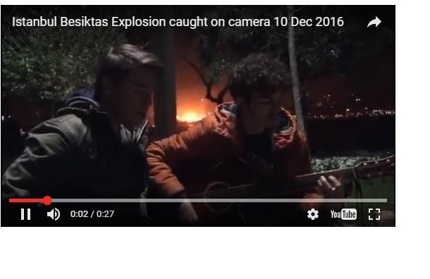 Взрывы в Стамбуле унесли жизни 29 человек