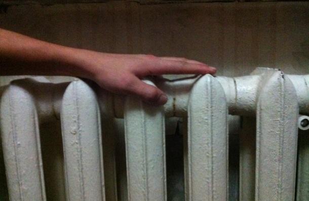 Более 400 зданий остались в Невском районе без тепла
