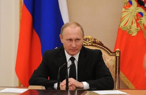 У29% граждан России ухудшилось отношение кПутину— Опрос социологов
