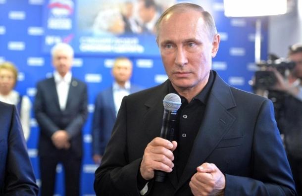 Владимир Путин сегодня огласит Послание Федеральному Собранию