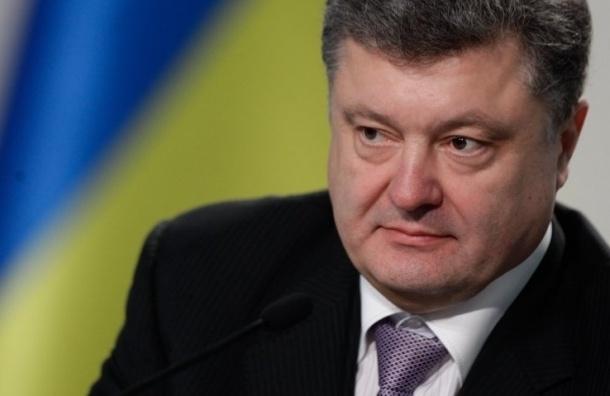 Больше 80% украинцев не одобряют работу Петра Порошенко