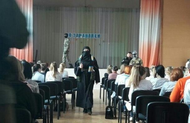«Террористы» захватили студентов медколледжа в Ленобласти