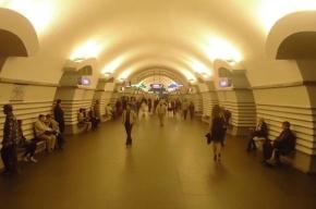 «Невский проспект» закрыли для пассажиров