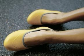 Мумию в желтых калошах и синей куртке нашли в Зеленогорске