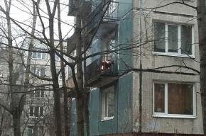 Очевидцы: детские игры стали причиной пожара на Будапештской улице