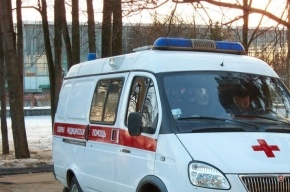 Подросток сорвался с козырька Дома молодежи в Купчино