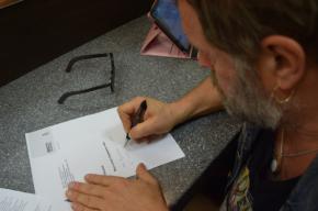Борис Гребенщиков написал письмо Дадину в колонию