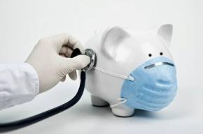 Свиной грипп начали диагностировать в Петербурге