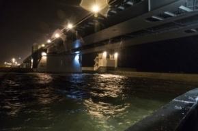 Затворы дамбы частично перекроют угрозы наводнения