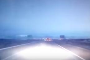 Взорвавшийся над Хакасией метеорит был 15 метров в диаметре