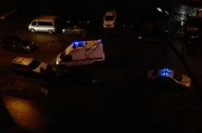 Пешехода сбили на Учительской улице