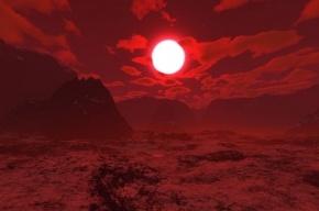 Лед, облака и растения нашли на планете Proxima b