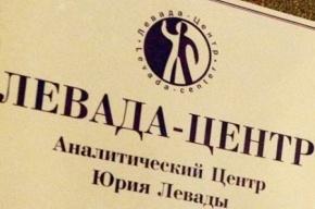 «Левада-Центр» могут исключить из списка иностранных агентов
