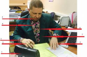 Замглавы УФАС по Петербургу отметил День борьбы с коррупцией в стиле бандита