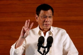 Президент Филиппин грозит «сжечь ООН» за обвинения в нарушении прав человека