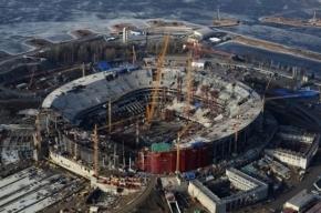 Церемония открытия стадиона на Крестовском состоится в конце апреля 2017 года