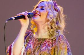 Певица Пелагея родила дочь